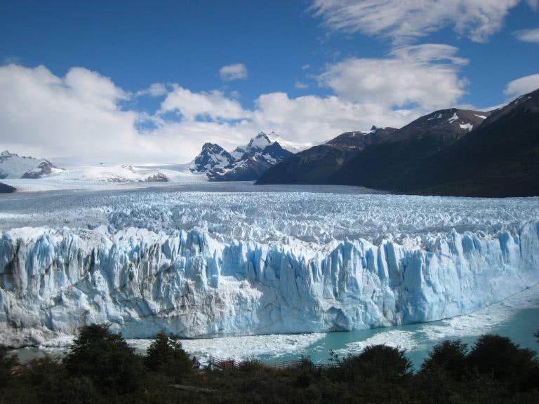 #BT Perito Moreno