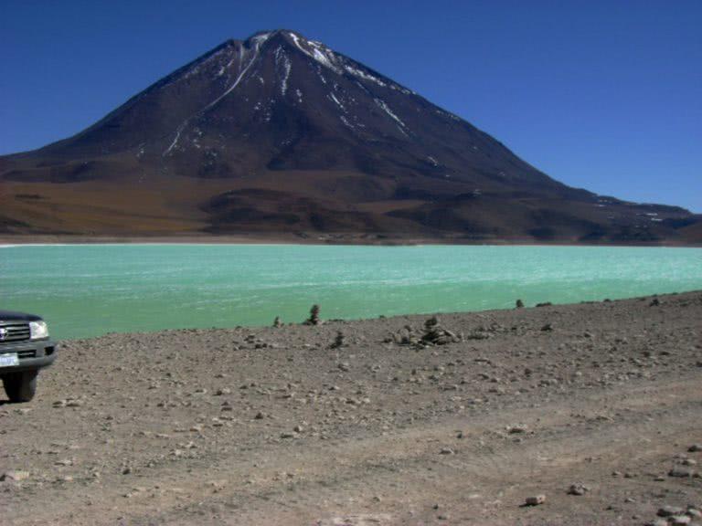#BT Bolivia, Laguna Verde