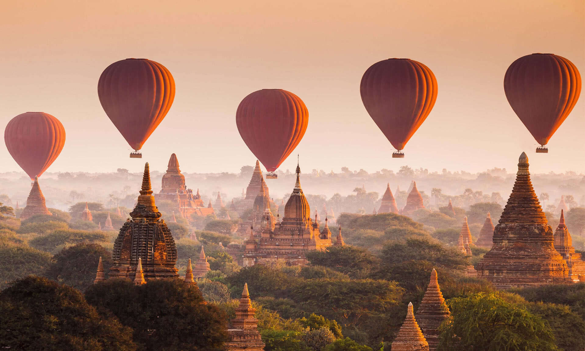 #BT Balloon Myanmar