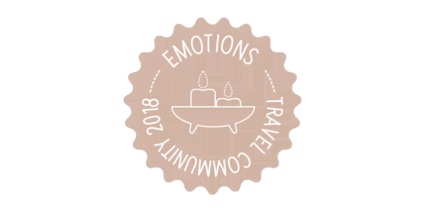 Badge Emotion Travel Community 2018