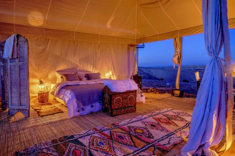 #BT Agafay Desert Luxury Camp, Marrakech, Marocco