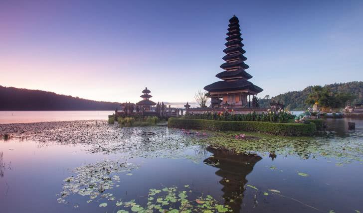 Pura Ulun Danu, Hindu Temple, Bali