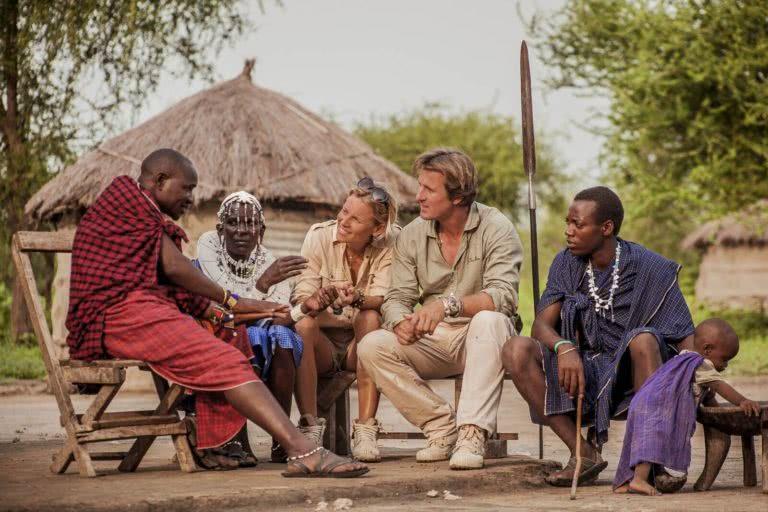 Visita al Villaggio Maasai