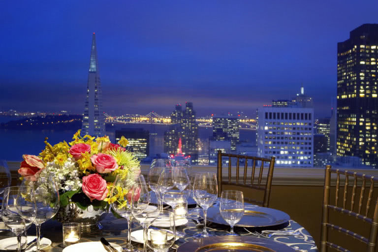 #BT Fairmont San Francisco
