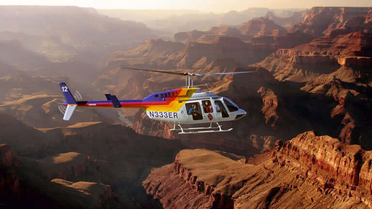 #BT In volo sul Grand Canyon