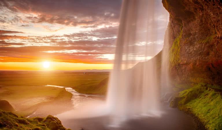 Seljalandsfoss, Islanda #BT