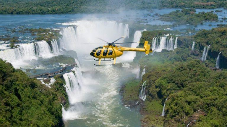 #BT Cascate di Iguazu - In volo sulle Cascate di Iguaçù