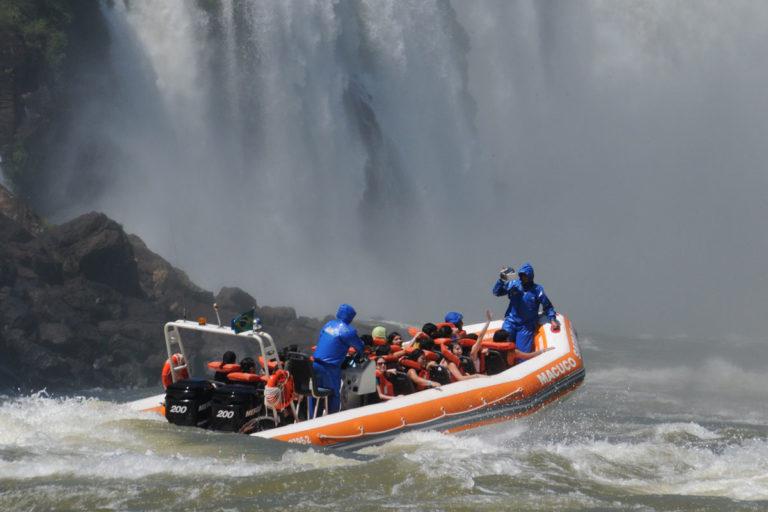 #BT Adventure Safari Nautico nelle Cascate di Iguazú