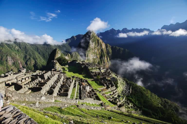 #BT Machu Picchu