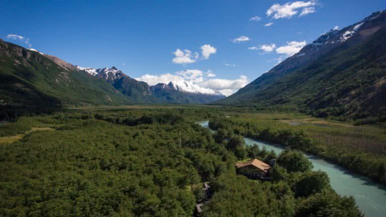 #BT Laguna Cóndor - Refugio de Montaña