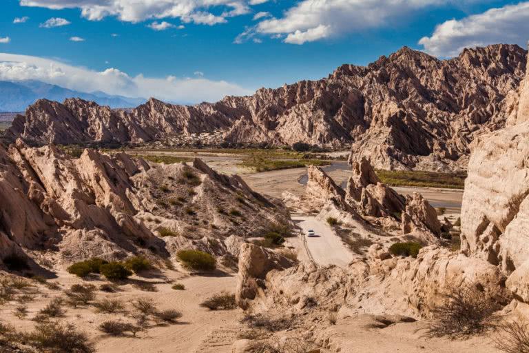 #BT Nordovest argentino, Quebrada de las Flechas