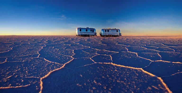 #BT Salar di Uyuni Deluxe Experience Airstream & Hotel di Sale