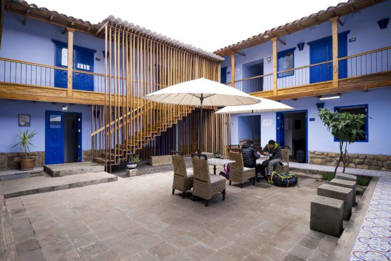 #BT Quinta San Blas