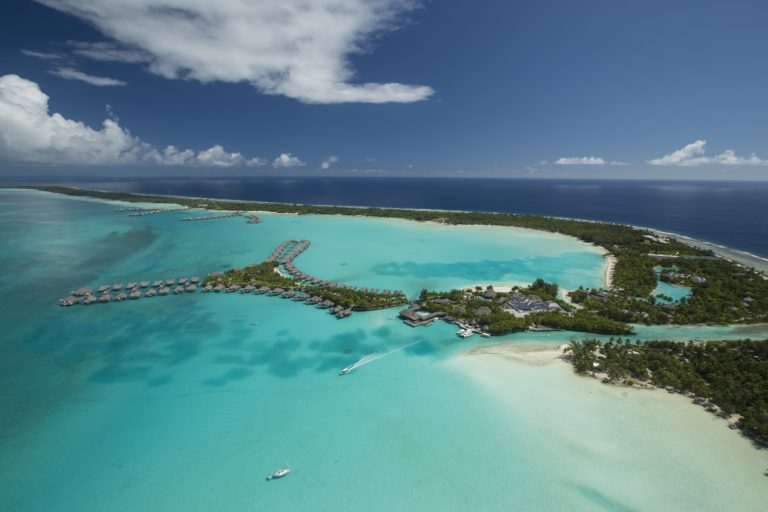 #BT The St. Regis Bora Bora