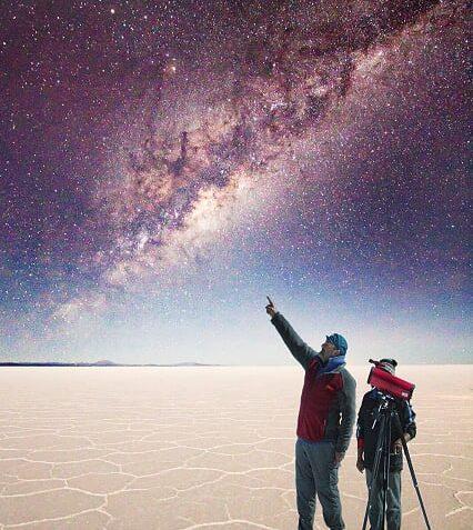 #BT Stargazing nel Salar di Uyuni