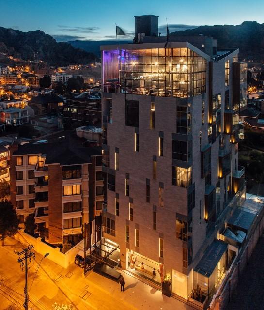 #BT Atix Hotel