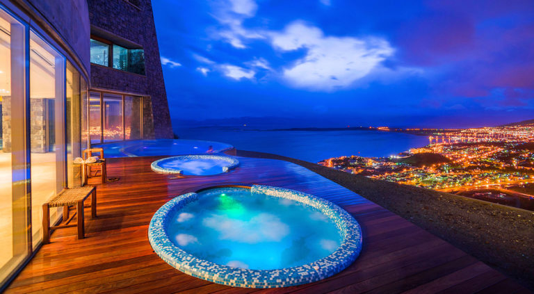 #BT Arakur Ushuaia Resort & Spa - spa Pool