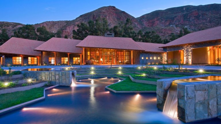 #BT Tambo del Inka, a Luxury Collection Resort & Spa