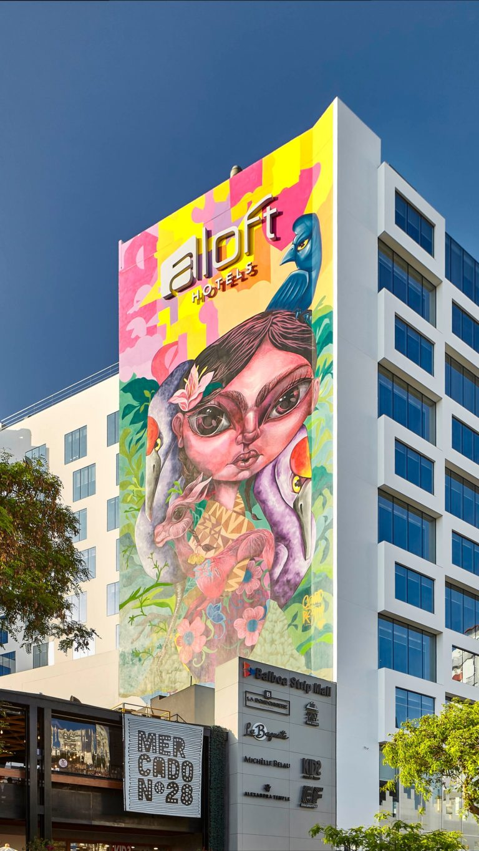 #BT Aloft Lima Miraflores