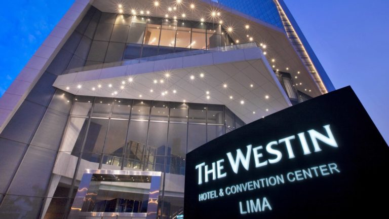 #BT The Westin Lima Hotel & Convention Center