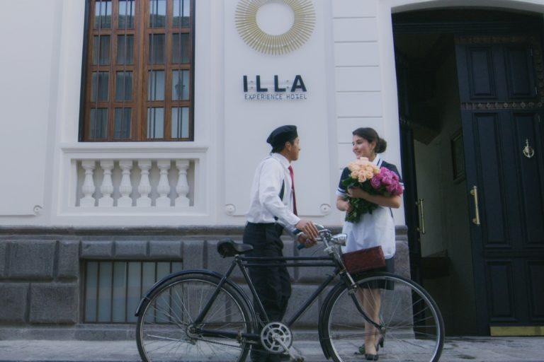 #BT ILLA Experience Hotel