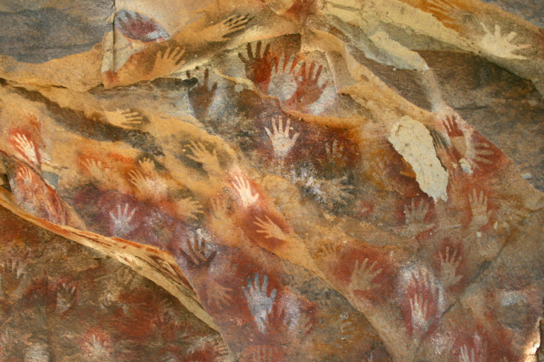 #BT Cueva de las Manos, Patagonia Argentina