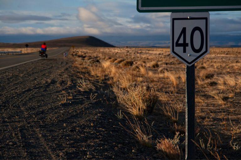 #BT Ruta 40, Patagonia Argentina