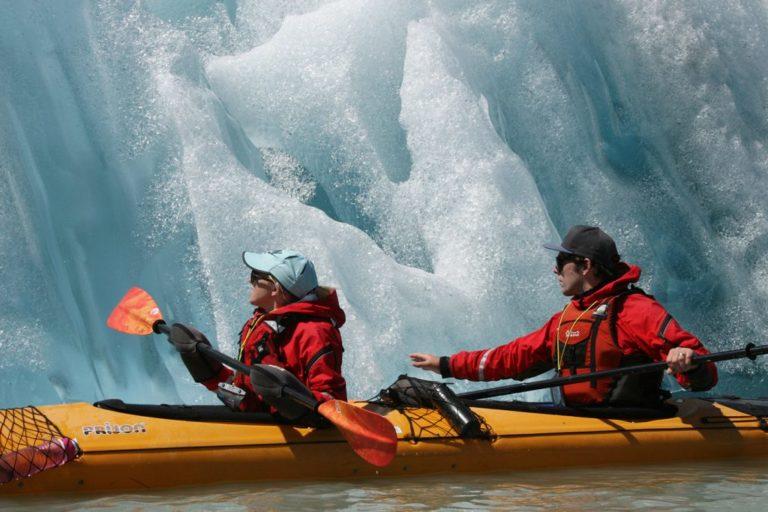 #BT PN Torres del Paine, Kayak