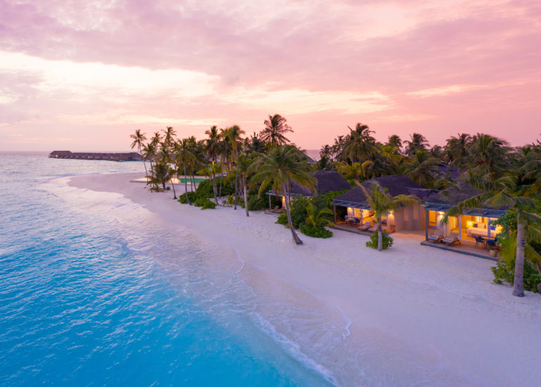 #BT Family Beach Villa, Baglioni Resort Maldives
