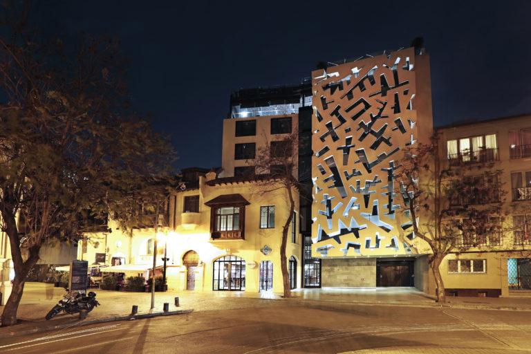 #BT Hotel Cumbres Lastarria, Santiago, Cile