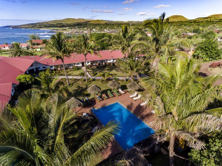 #BT Hotel Taha Tai, Isola di Pasqua, Cile