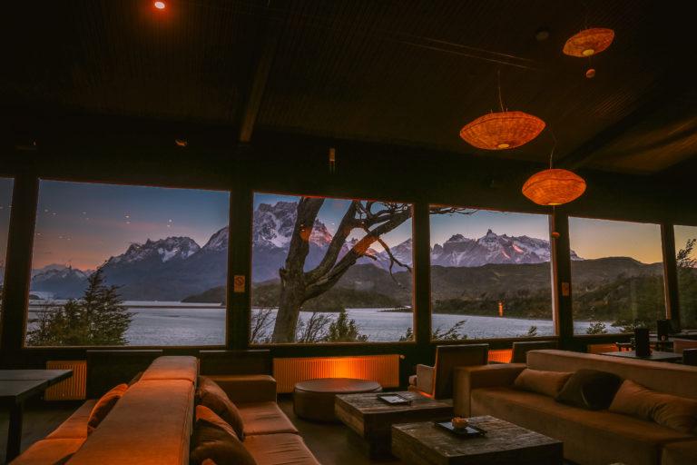#BT Hotel Lago Grey, PN Torres del Paine, Patagonia, Cile