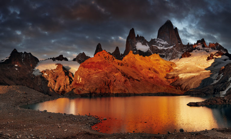 #BT Laguna de los Tres, Explora El Chaltén, Patagonia Argentina