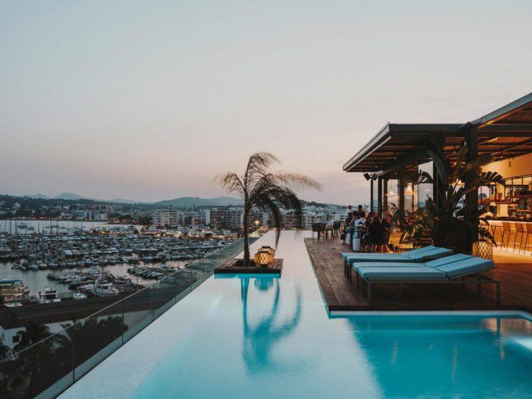 #BT Rooftop Aguas de Ibiza Grand Luxe Hotel, Spagna