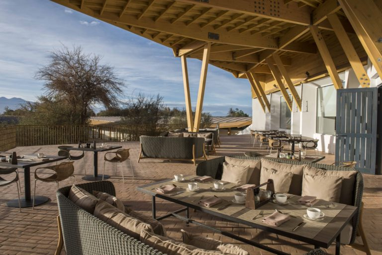 #BT Terrace Dining Room, Explora Atacama, Cile