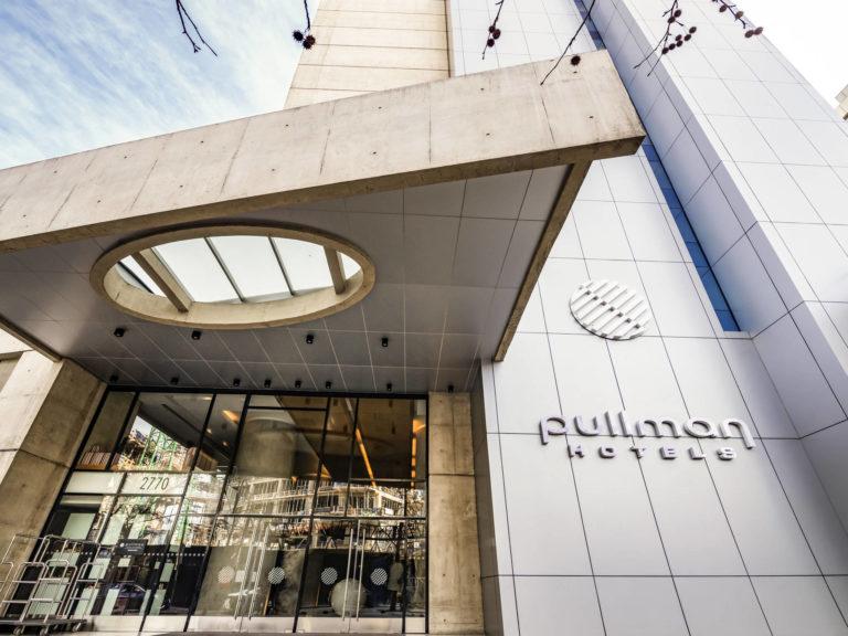 #BT Hotel Pullman Santiago El Bosque, Santiago, Cile