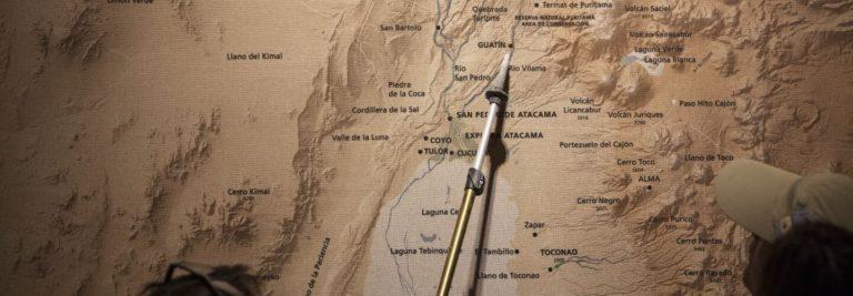 #BT Explora Atacama, Cile