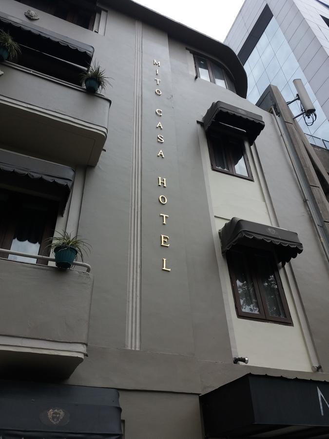 #BT Mito Casa Hotel, Santiago, Cile