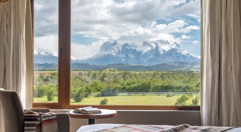 #BT Rio Serrano Hotel + Spa, PN Torres del Paine, Patagonia Cilena