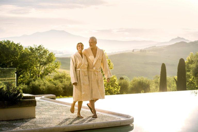 #BT Fonteverde Resort & Spa, San Casciano dei Bagni, Siena, Italia