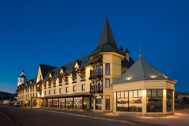 #BT Hotel Costaustralis, Puerto Natales, Patagonia Cilena