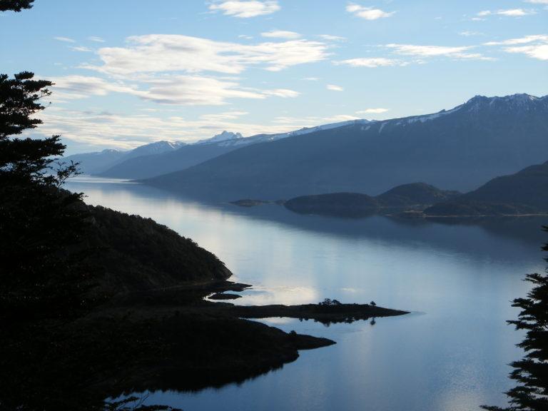 #BT Baia Wulaia, Isola Navarino, Patagonia, Cile