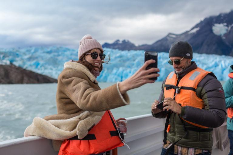 #BT Navigazione Lago e Ghiacciaio Grey, PN Torres del Paine, Cile