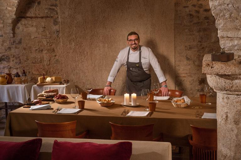 #BT A scuola di Cucina con Casa Bianconi, Norcia, Umbria, Italia