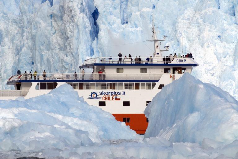 #BT Iceberg e Ghiacciaio San Rafael, Patagonia, Cile