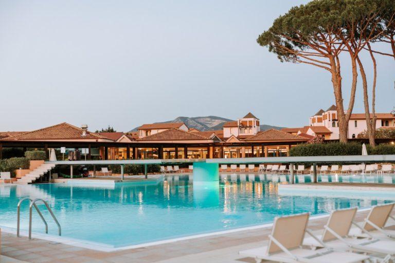 #BT Nicolaus Club Garden Toscana