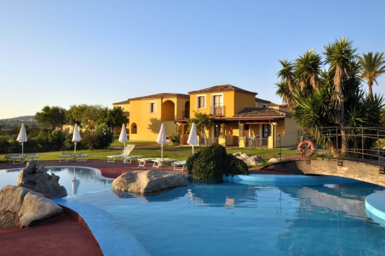 #BT Valtur Sardegna Baia dei Pini Resort
