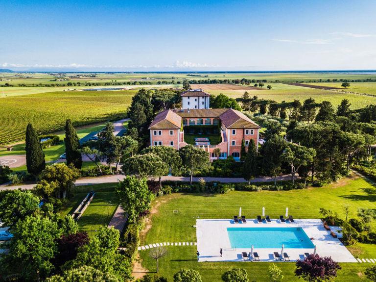 #BT L'Andana Resort, Castiglione della Pescaia, Toscana, Italia