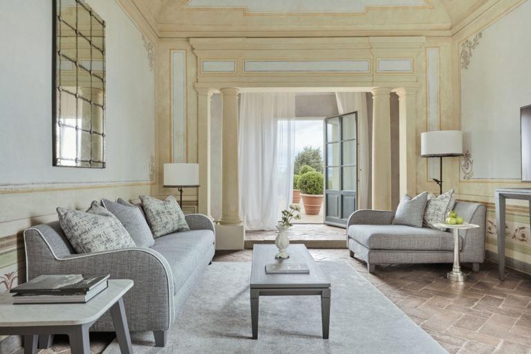 #BT Como Terrace Suite, COMO Castello del Nero, Chianti Region, Tuscany, Italy