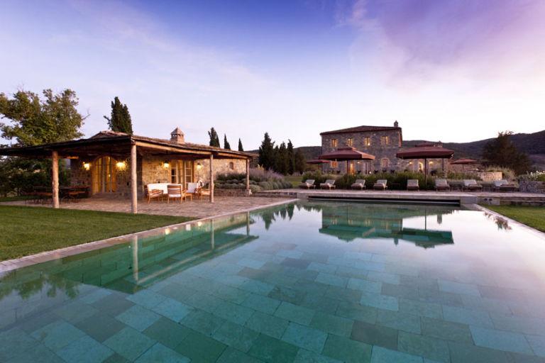 #BT Villa Sant'Anna, Rosewood Castiglion del Bosco, Montalcino, Siena, Toscana, Italia